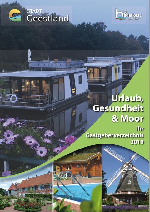 Katalog: Bad Bederkesa am See / Geestland