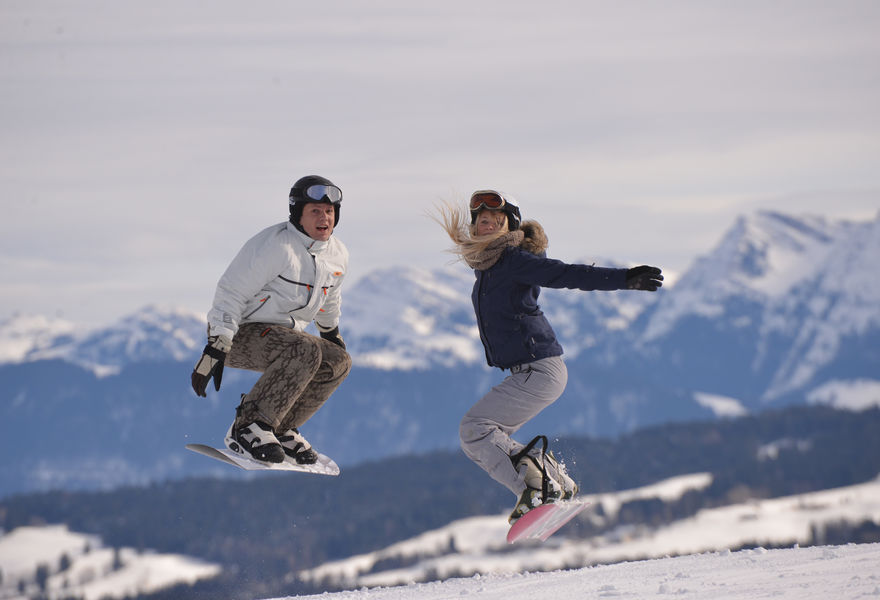 Skibus von Scheidegg nach Mellau-Damüls | Scheidegg, Allgäu - Urlaubskataloge-gratis