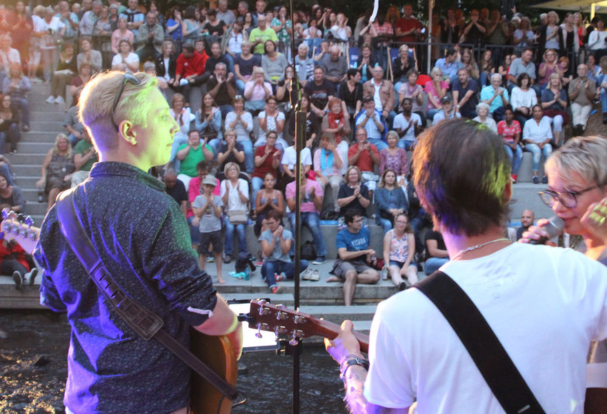 Open-Air-Events im Spessart mit besonderem Flair